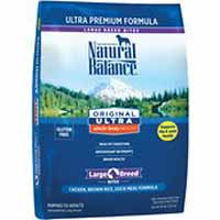 Natural Balance Ultra Large Breed Adult Dry Dog Food