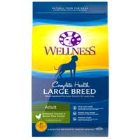 Wellness Large Breed Complete Adult Dry Dog Food