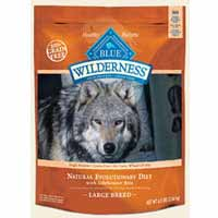 Blue Buffalo Wilderness Adult Large Breed Chicken Recipe Dry Dog Food