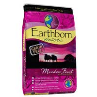 Earthborn Holistic All Life Stages Grain Free Dog Food