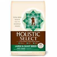 Holistic Select Large & Giant Breed Puppy Kibble Dog Food