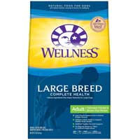 Wellness Complete Large Breed Puppy Kibble Dog Food