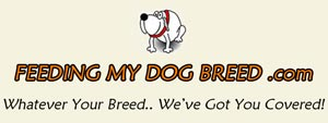 Feeding My Dog Breed Footer Logo